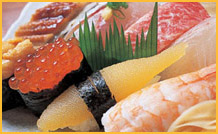 札幌すすきの寿司あん幸の寿司